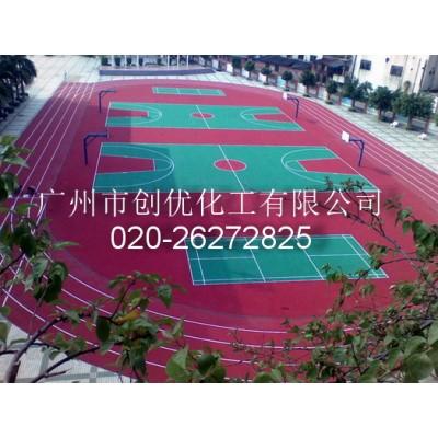 广州球场漆,丙烯酸球场漆施工价格,操场球场漆多少钱