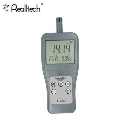 RTM-2601高精度工业环境温湿度PPM仪多功能露点温度计