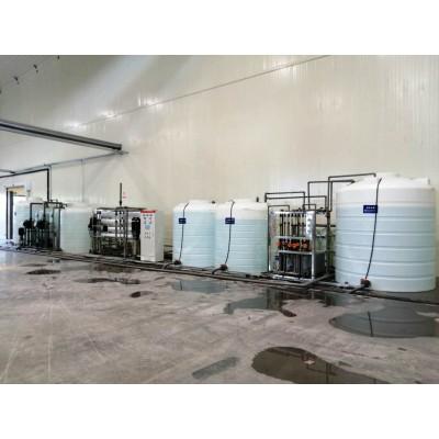 苏州水处理设备_光电子生产用水设备_超纯水设备