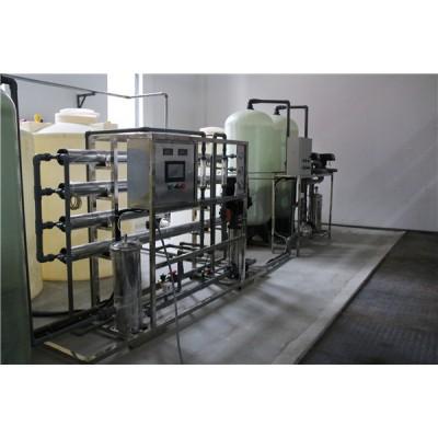 苏州反渗透设备_电镀行业纯水设备_软化水设备